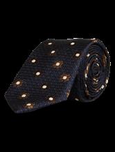Bild von Krawatte mit Blumen-Muster