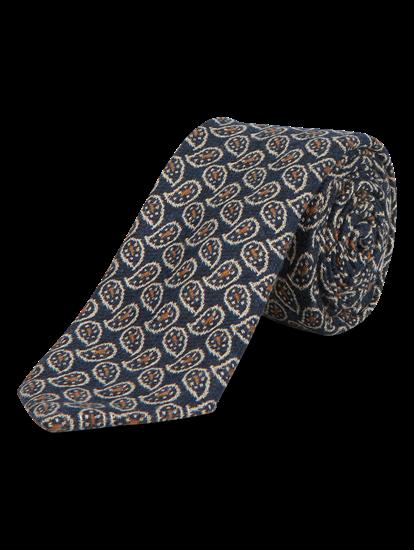 Image sur Cravate avec motif Paisley
