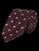 Bild von Krawatte mit Paisley-Muster