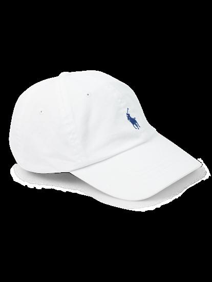 Image sur Cap avec logo
