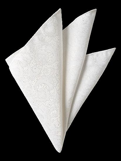 Bild von Pochette mit Jacquard-Muster