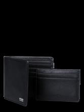 Bild von Geschenkbox mit Portemonnaie und Cardholder