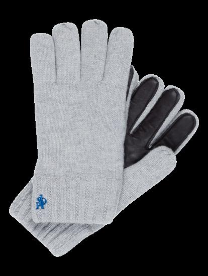 Bild von Handschuhe aus Material-Mix