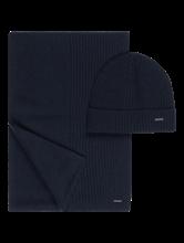 Bild von Geschenkset mit Mütze und Schal