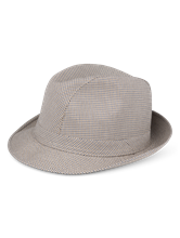 Bild von Hut mit Micro-Muster