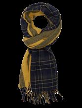 Image sur Echarpe motif à carreaux