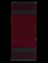 Image sur Echarpe avec dégradé de couleurs