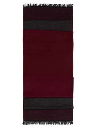 Bild von Schal mit Farbverlauf