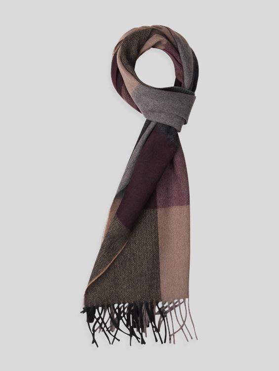 Image sur Echarpe en laine fine