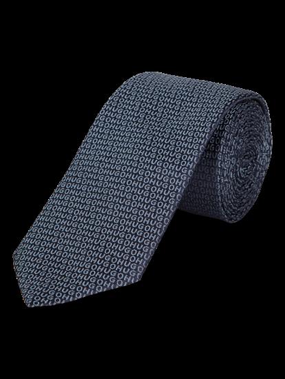 Bild von Krawatte mit Micro-Logo