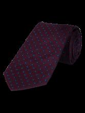 Image sur Cravate motifs à fleurs