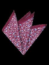Image sur Pochette imprimé fleuri