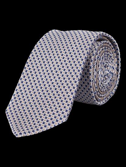 offizielle Bilder große sorten exquisiter Stil Krawatte mit Micro-Muster