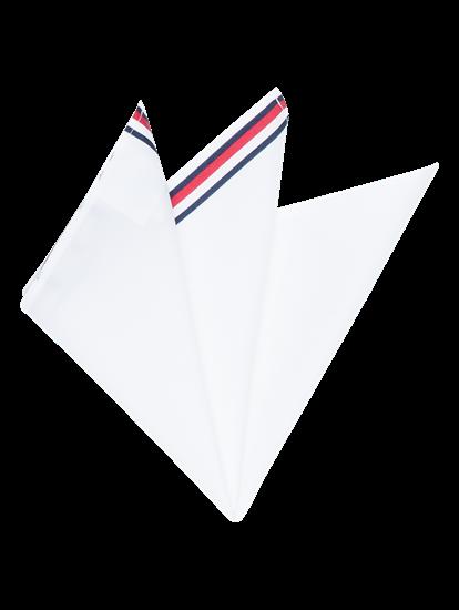 Bild von Pochette mit Streifen