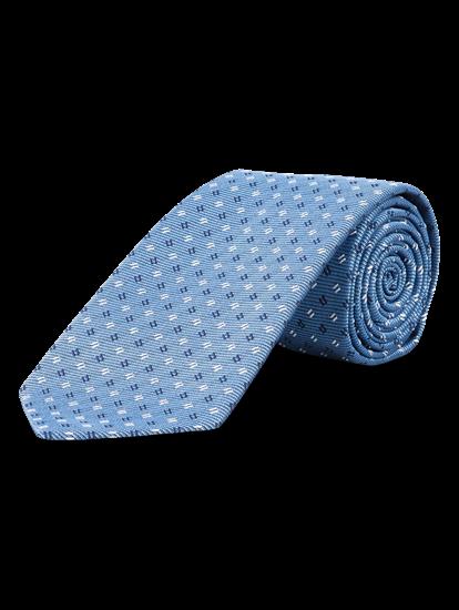 Image sur Cravate à micro-imprimé