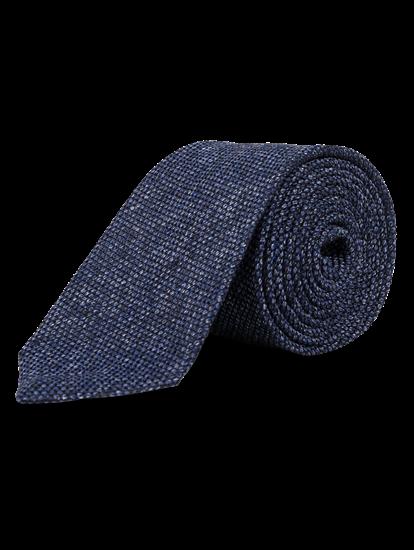Bild von Krawatte in melierter Optik