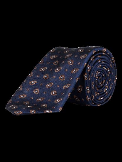 Image sur Krawatte mit Paisley-Muster