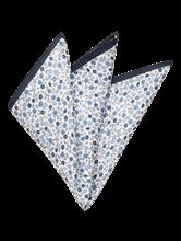 Image sur Pochette mit Blumen-Print