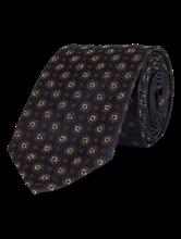 Image sur Cravate motif géométrique