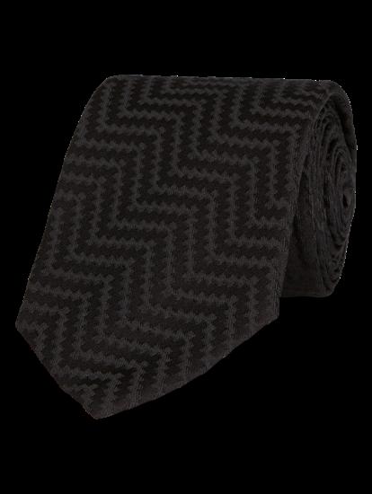 Image sur Cravate motif zigzag