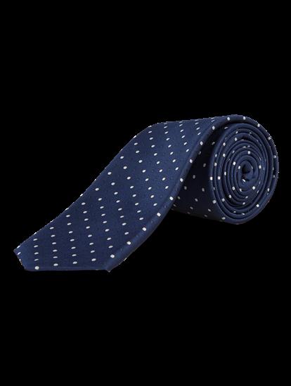 Image sur Cravatte à pois