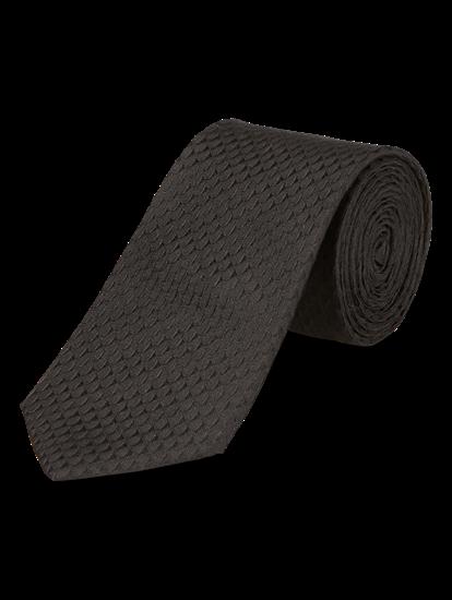 Image sur Cravate texturée