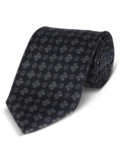 Bild von Krawatte mit Musterung