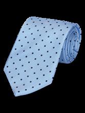 Bild von Krawatte mit Punkten