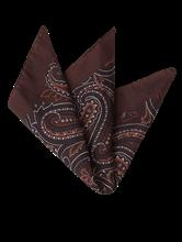 Bild von Pochette mit Paisley-Muster