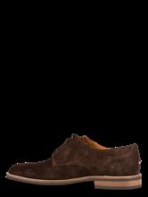 Bild von Derby Schuhe aus Wildleder