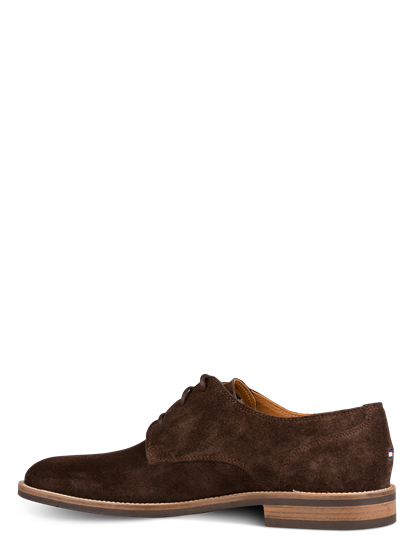 Image sur Chaussures derby daim