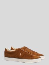 Bild von Sneakers aus Veloursleder