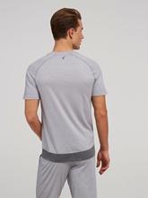 Image sur T-shirt de pyjama STAY WARM
