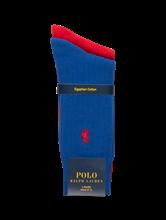 Bild von Socken mit Rippen
