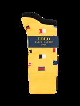 Bild von Socken mit Muster