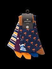Bild von Socken mit Muster im 4er Pack