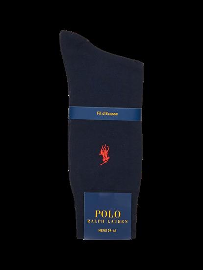 Bild von Socken mit Logo