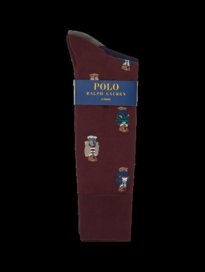 Image sur Pack de 2 paires de chaussettes