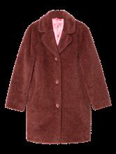 Image sur Manteau imitation fourrure