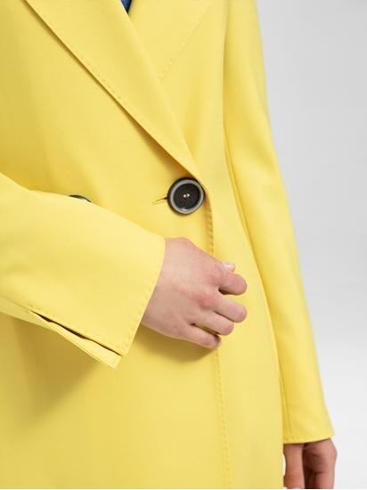Bild von Doppelreihiger Wollmantel mit Bindegürtel