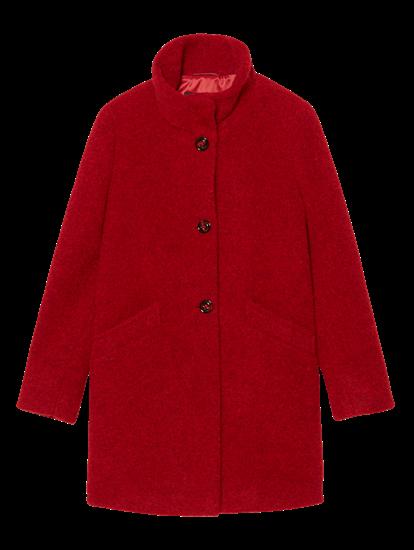Image sur Manteau en laine d'alpaga