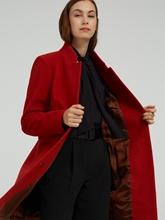Image sur Manteau laine MIRLINDA