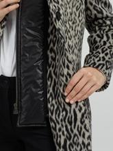 Image sur Manteau imprimé animalier