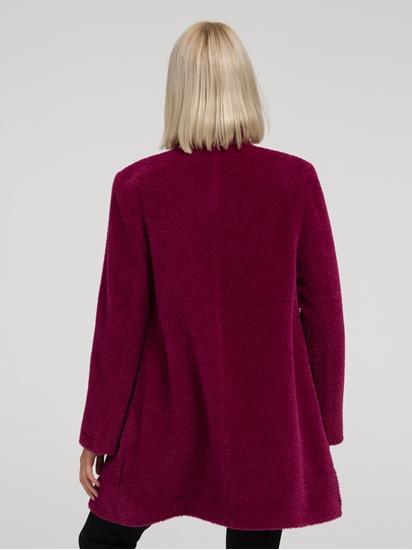 Image sur Manteau laine alpaca