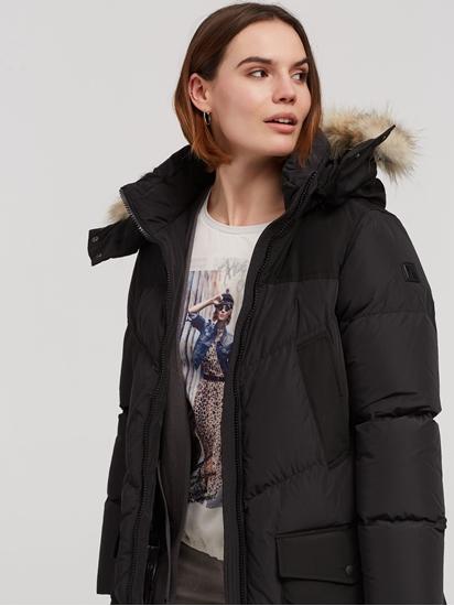 Image sur Manteau duvet et col fourrure