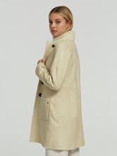 Image sur Manteau cuir réversible