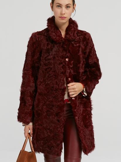 Image sur Manteau fourrure de mouton