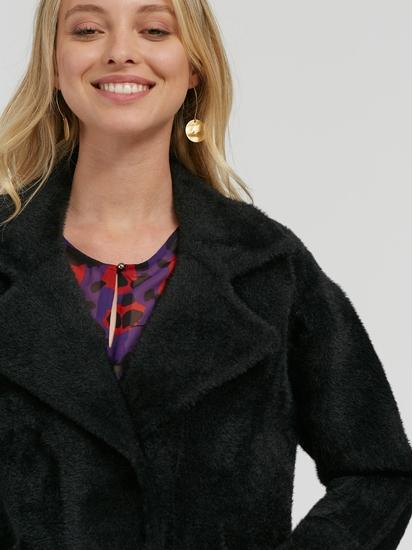 Bild von Mantel aus Pelzimitat