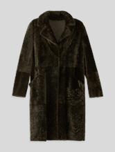Image sur Manteau peau d'agneau KEZIA