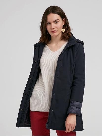 Image sur Manteau à capuche